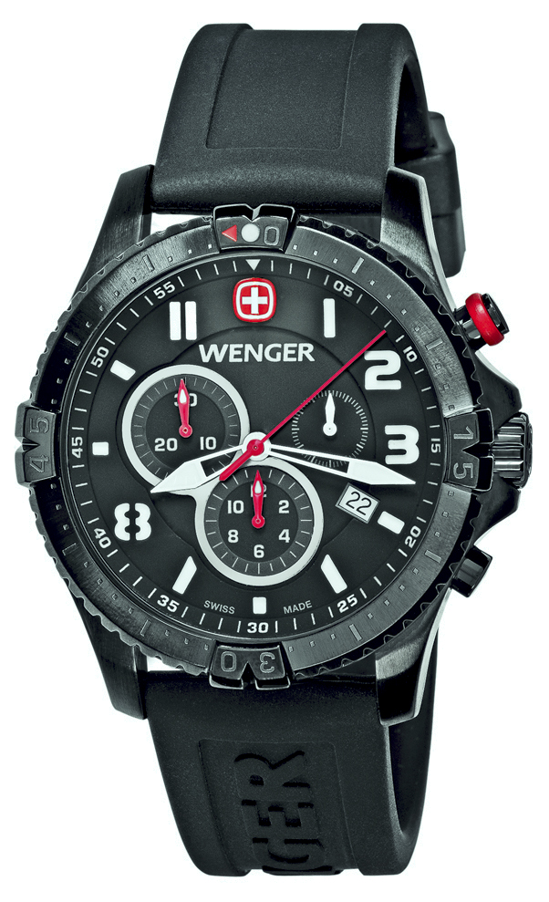 Wenger Squadron Chronograph