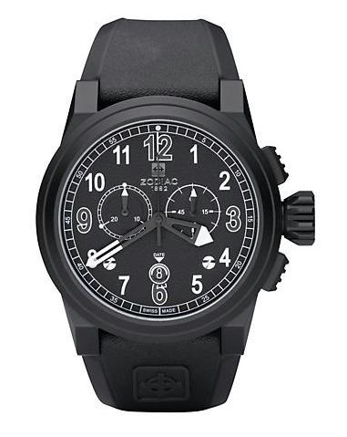 Zodiac Aviator Chronograph